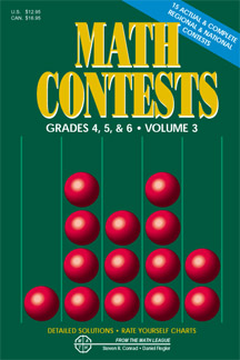 Contest Book 4,5,6 Vol 3
